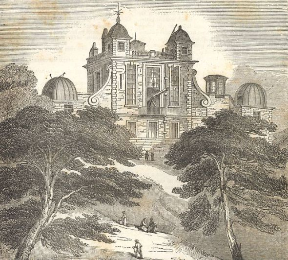 greenwich_observatory-1830s